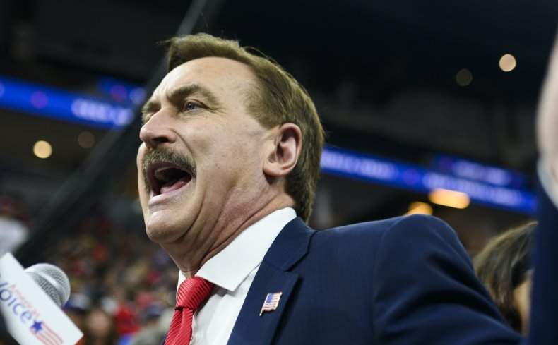 Mike Lindell sells private plane Dominion lawsuit