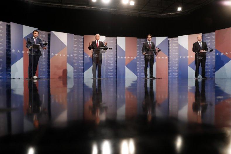 California recall top 10 candidates