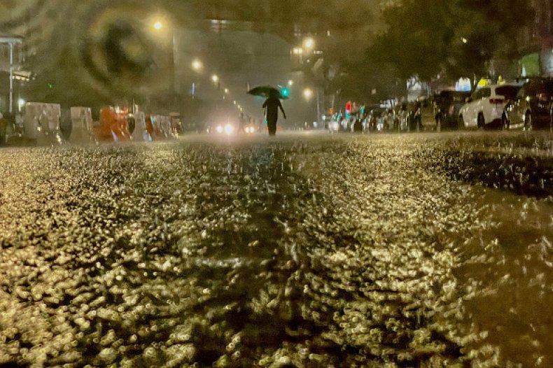 Hurricane Ida Flooding in NYC