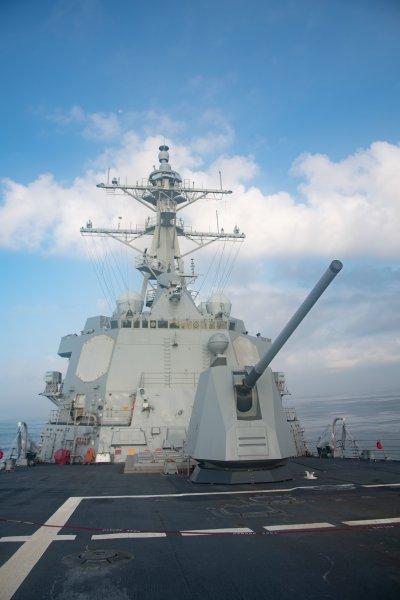 U.S. Pushes Back Against China Maritime Law