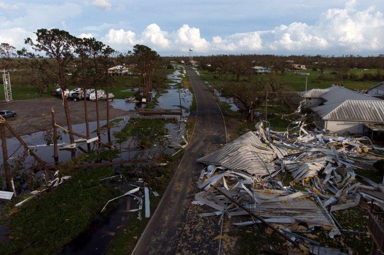 Hurricane Ida leaves damage across South, Northeast