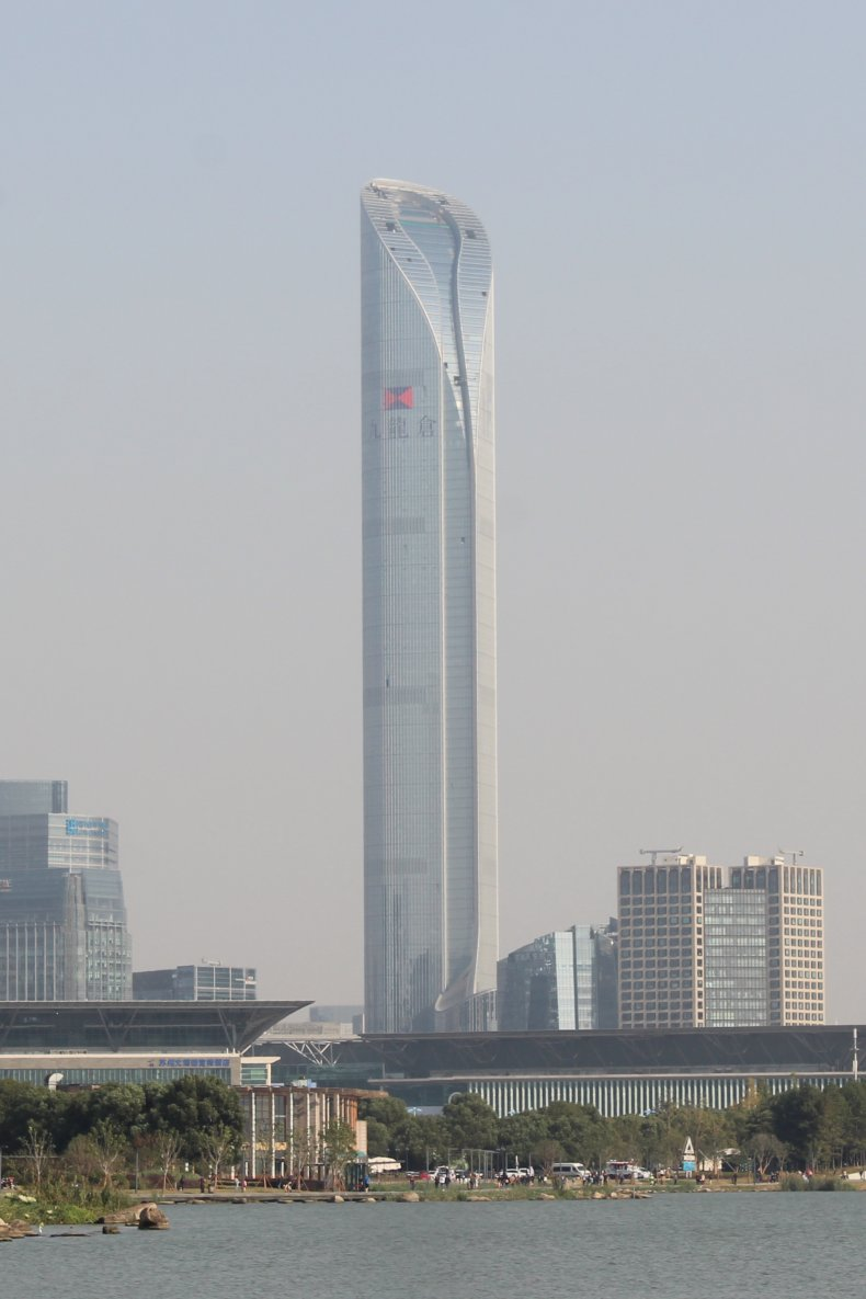 Suzhou International Financial Square