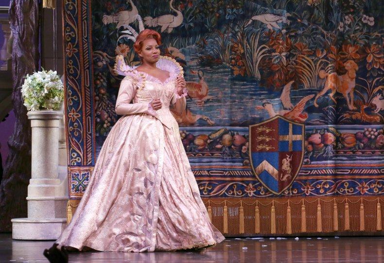 NeNe Leakes in Cinderella