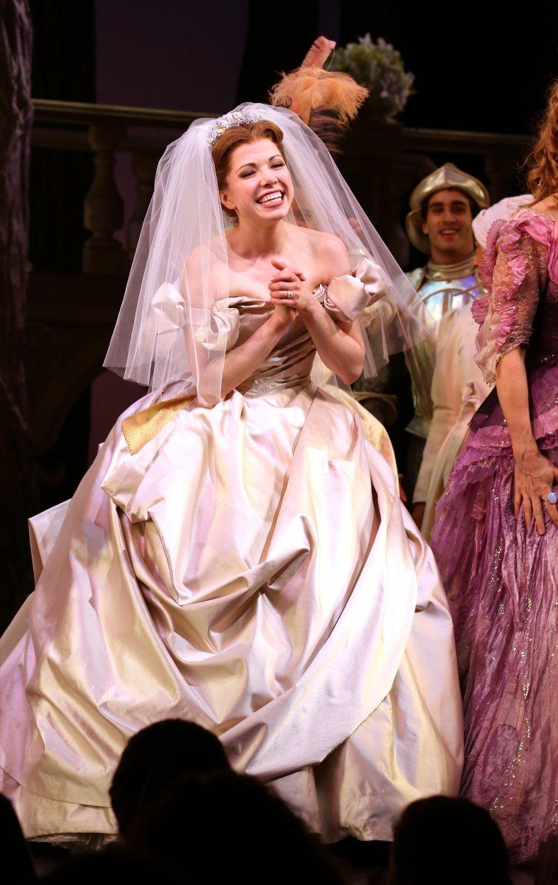 Carly Rae Jepsen in Cinderella