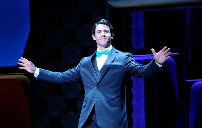 Nick Jonas on Broadway