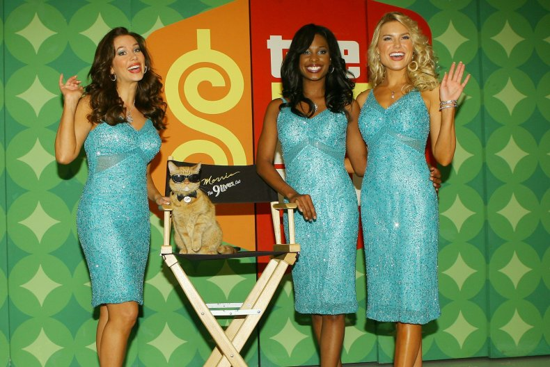 """""""The Price Is Right"""" models"""