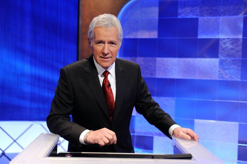 """Jeopardy!"" legend Alex Trebek"