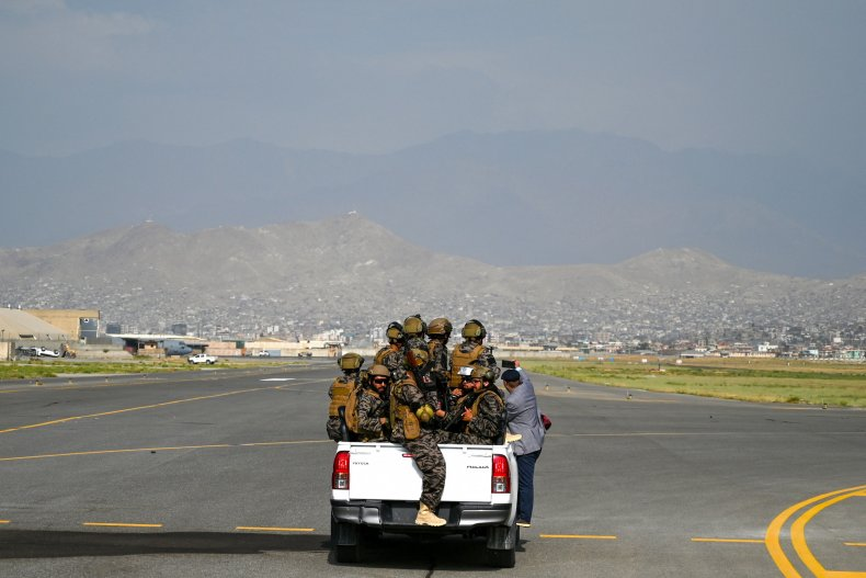 China Tells U.S. To Reflect On Afghanistan