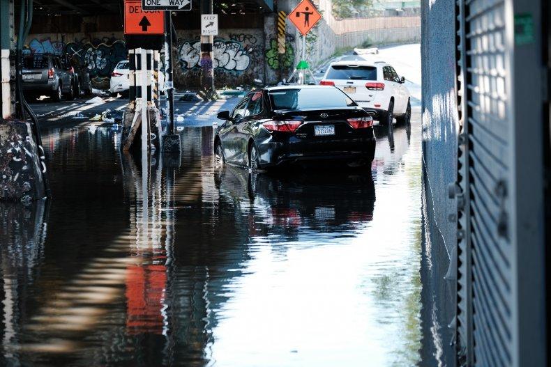 NYC Flooding