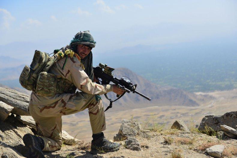 Anti, Taliban, resistance, fighter, Afghanistan, Panjshir