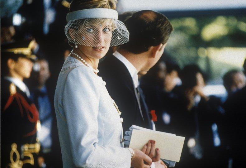 Princess Diana Visor