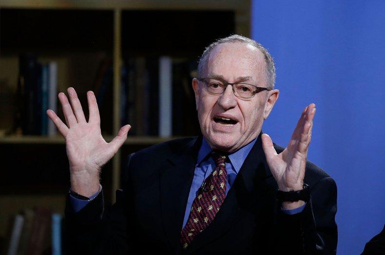Alan Dershowitz Supreme Court Texas anti-abortion law