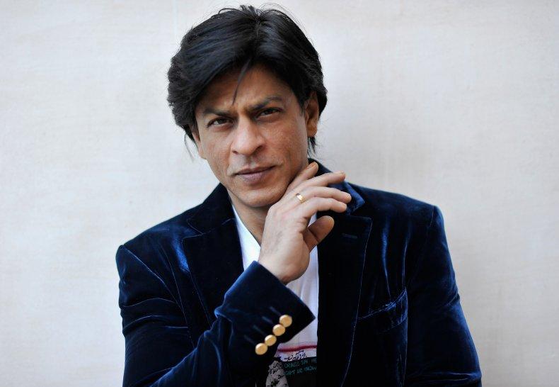 Shah Rukh Khan at Dubai film festival