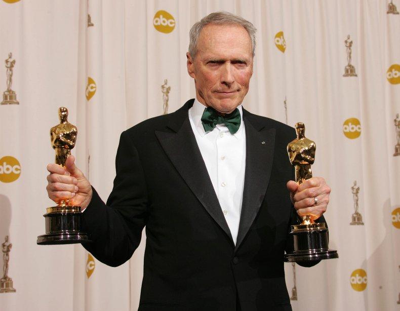 Clint Eastwood wins Oscars
