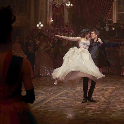 Production still from Cinderella