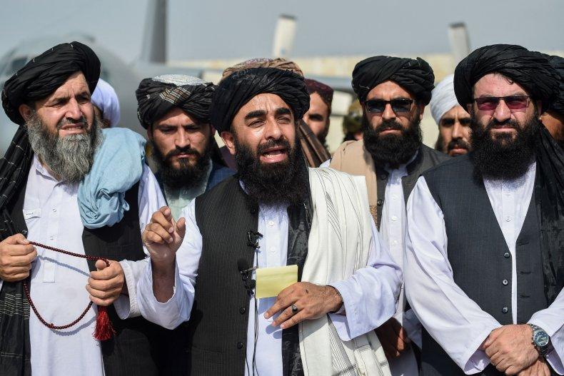Taliban media conference