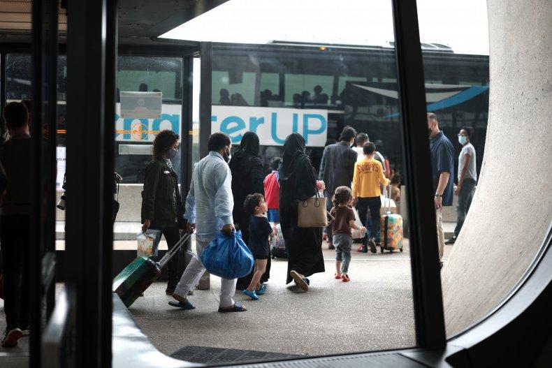 Afghan Refugees Virginia