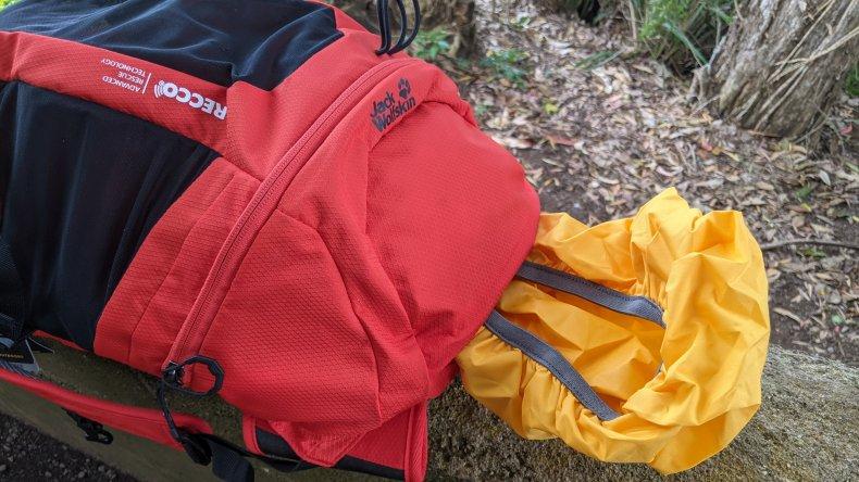 Backpack Jack Wolfskin Kingston Recco