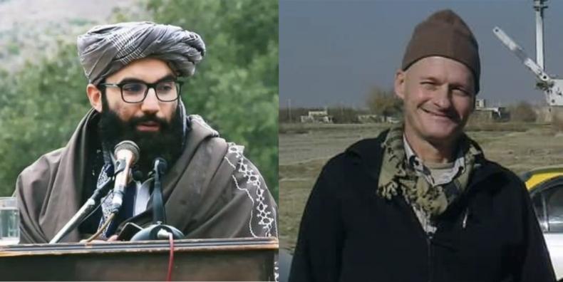 Taliban, Anas, Haqqani, US, hostage, Mark, Frerichs