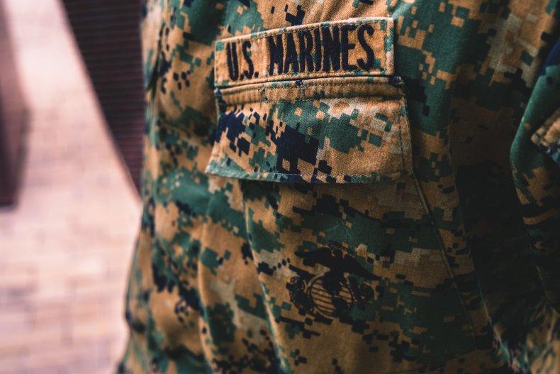 U.S. Marines Uniform