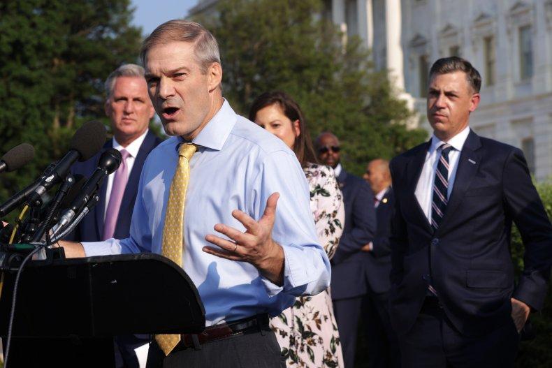 Jim Jordan Biden resign afghanistan kabul republican