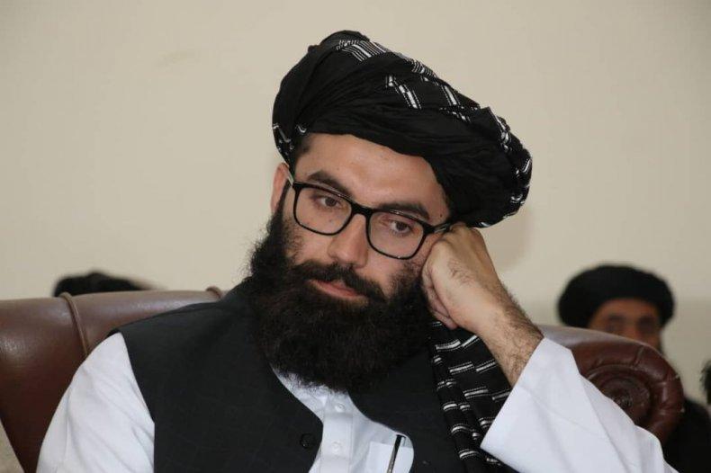 Taliban, Anas, Haqqani, Afghanistan