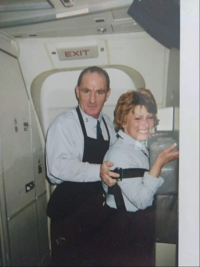 Paul Veneto working for United Airlines