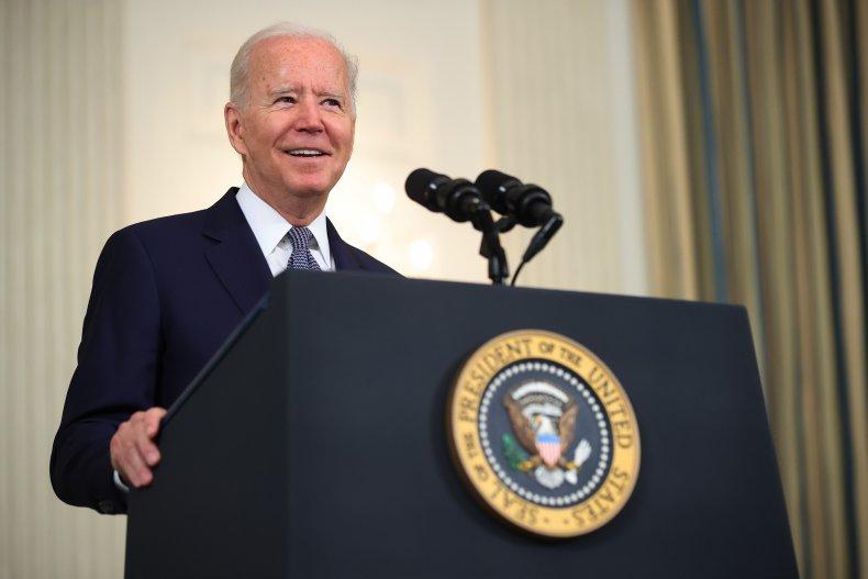 Approval of Biden's Pandemic Handling Falls