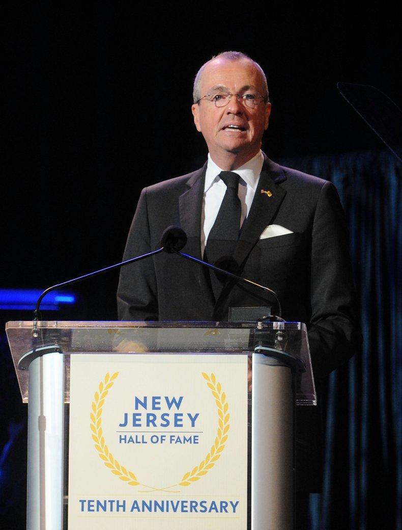 New Jersey Gov. Phil Murphy on COVID