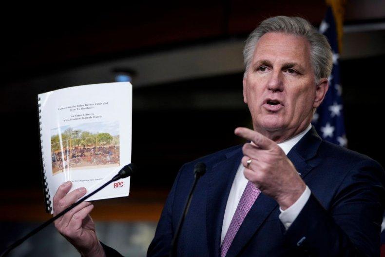 GOP strategist criticizes Kevin McCarthy
