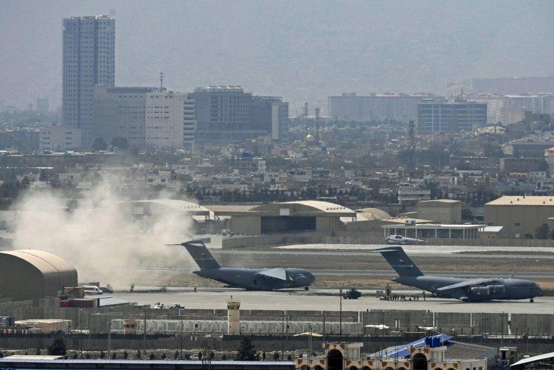 Afghanistan Evacuations