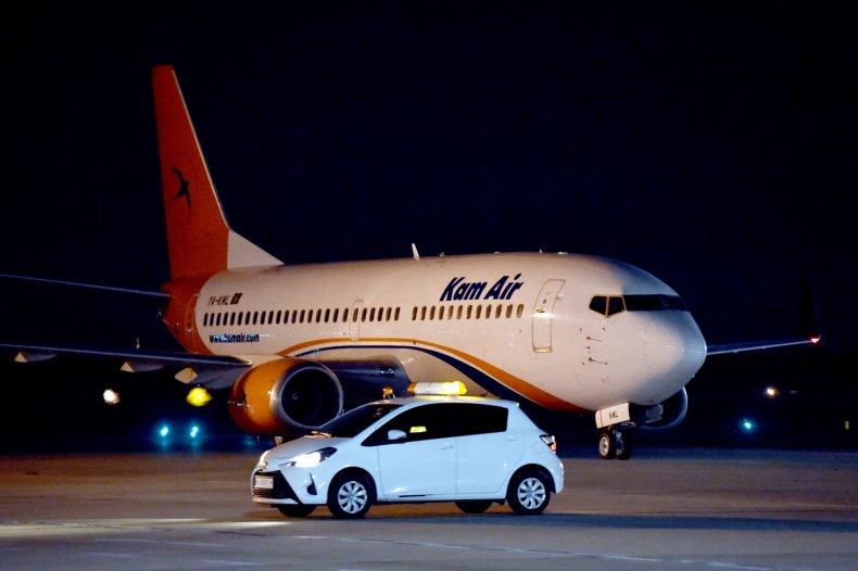 Afghanistan U.S. tabliban Mazar-i-Sharif flight grounded