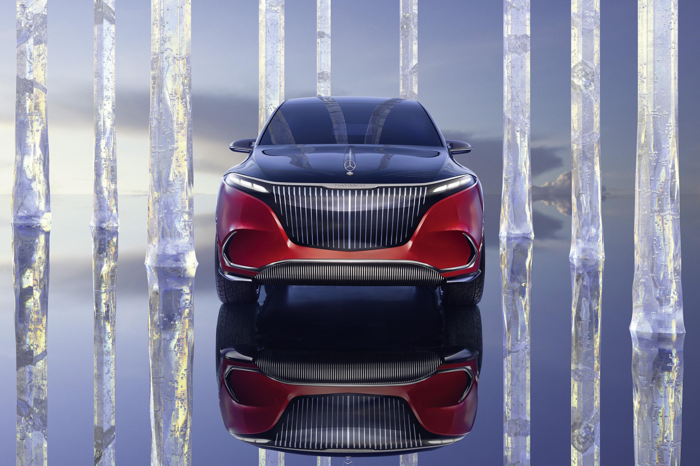 Mercedes-Maybach EQS SUV