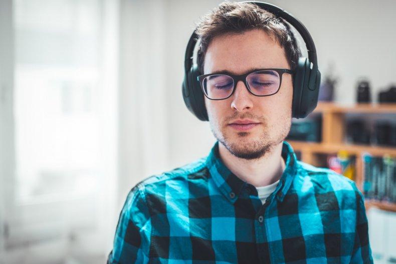 bluetooth headphone, stock, getty