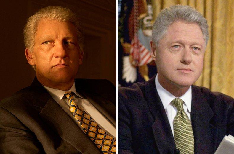 Clive Owen Bill Clinton Impeachment