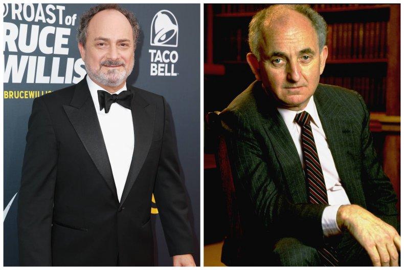 Kevin Pollak as Bernie Nussbaum