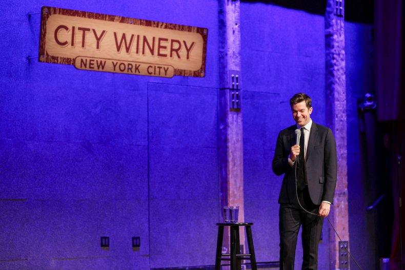 John Mulaney comedy