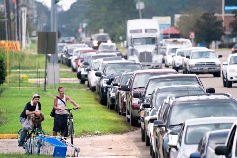 Hurricane Ida creates gas shortage in Louisiana