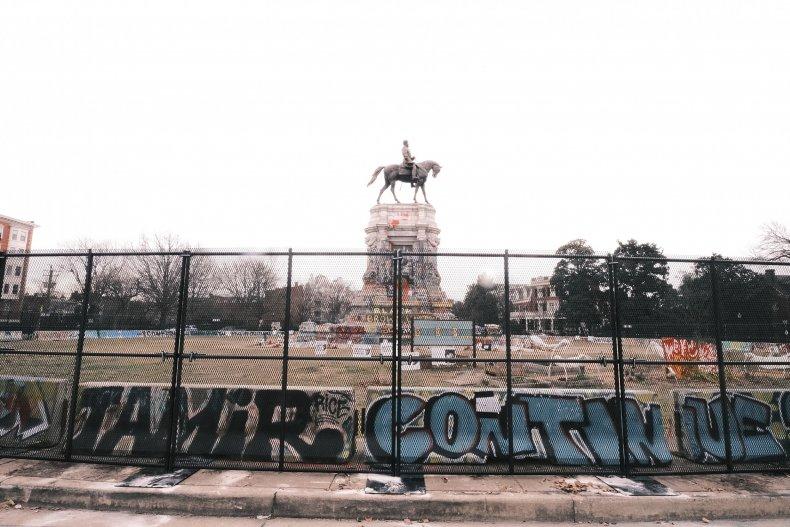 Richmond Virginia To Remove Lee Statute