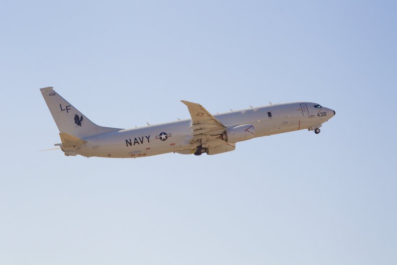 China Warns U.S. Patrol Aircraft Near Taiwan