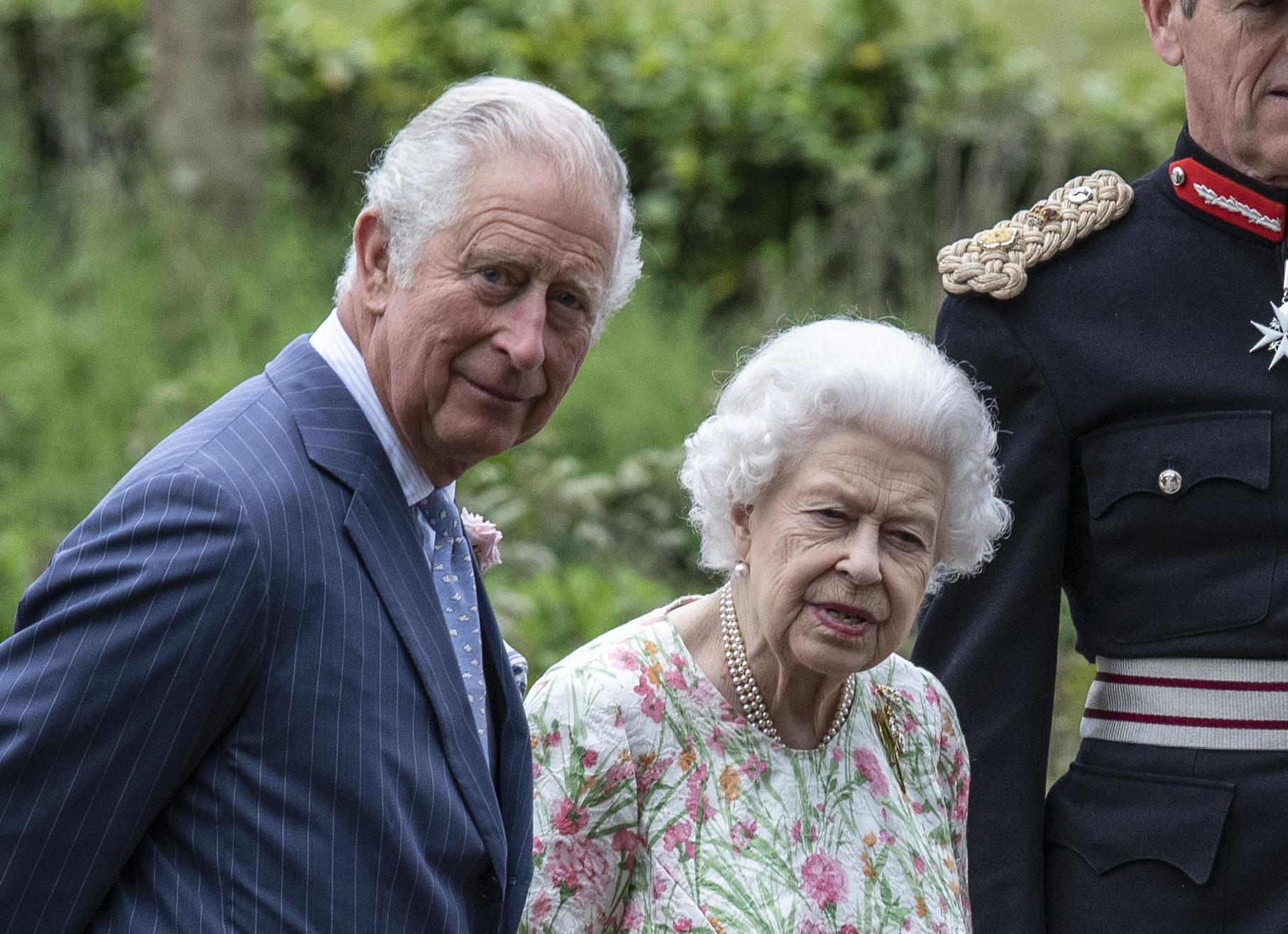 Queen was struck by Charles Honors scandal and death plans