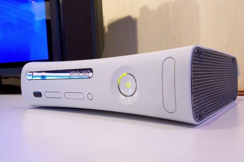 The Xbox 360 Console