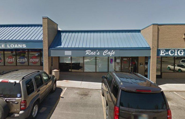 Rae's Cafe in Blue Springs, Missouri