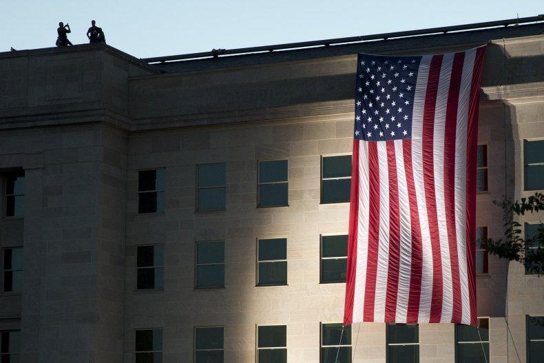 Pentagon 9/11 Tribute