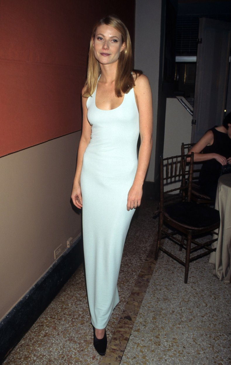Gwyneth Paltrow at the Met Gala