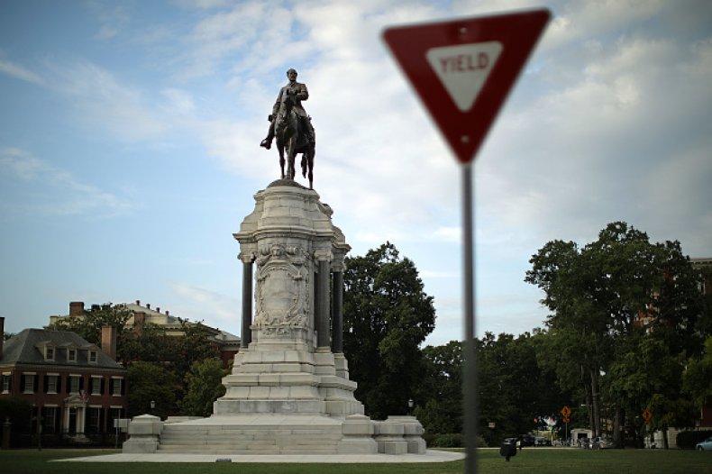 Robert E. Lee Statue Removal Richmond Confederacy