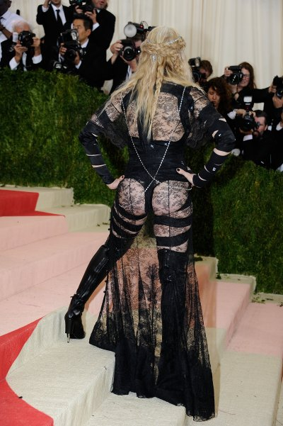 Madonna at the 2016 Met Gala