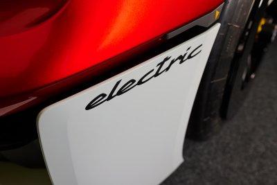 Porsche Mission R concept car