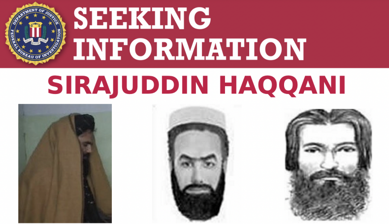 sirajuddin haqqani taliban afghanistan fbi