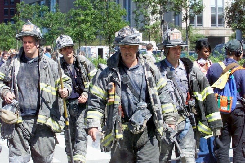New York City Firefighters - WTC Retrospective